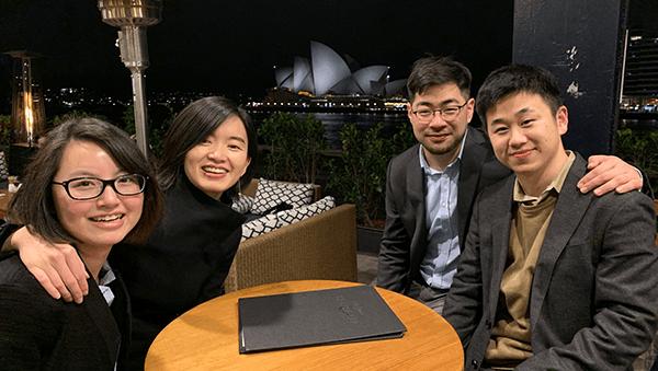 妙传媒团队悉尼之旅